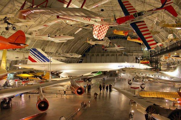 美国国家航空航天博物馆