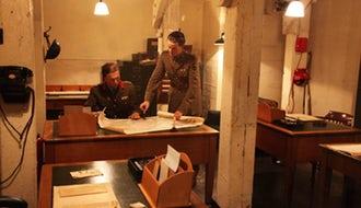 伦敦丘吉尔二战时期作战室参观+博物馆徒步之旅